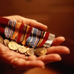 war honor and medals